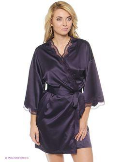 Халаты Rose&Petal                                                                                                              фиолетовый цвет