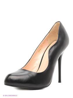 Туфли Moda Donna                                                                                                              черный цвет