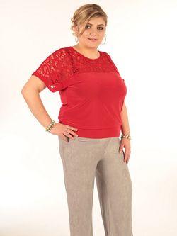 Блузки SPARADA                                                                                                              красный цвет