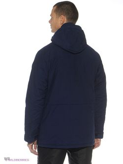 Куртки Quiksilver                                                                                                              синий цвет
