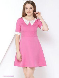Платья TOPSANDTOPS                                                                                                              розовый цвет