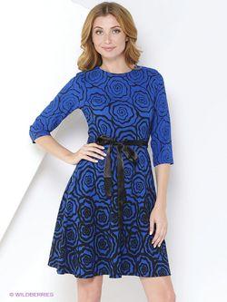 Платья TOPSANDTOPS                                                                                                              синий цвет