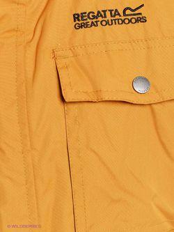 Куртки REGATTA                                                                                                              желтый цвет