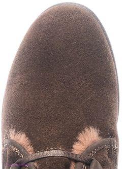 Полусапожки BELWEST                                                                                                              коричневый цвет