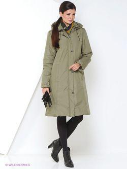 Пальто Maritta                                                                                                              Оливковый цвет