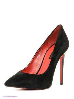 Туфли Winzor                                                                                                              черный цвет