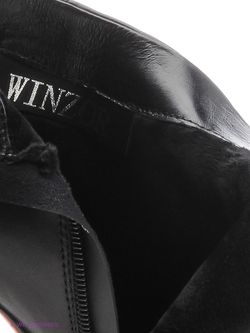 Ботильоны Winzor                                                                                                              чёрный цвет