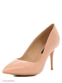 Туфли Winzor                                                                                                              Персиковый цвет