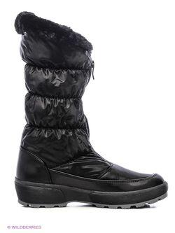 Сапоги Velvet                                                                                                              чёрный цвет
