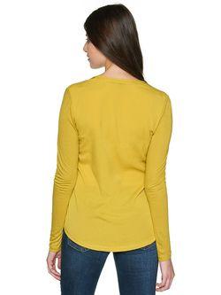 Кофточка TOM TAILOR                                                                                                              желтый цвет