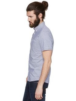 Рубашки TOM TAILOR                                                                                                              белый цвет