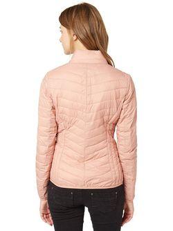 Куртки TOM TAILOR                                                                                                              розовый цвет