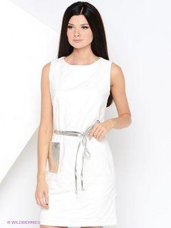 Платья MIRNAЯ KONTORA                                                                                                              белый цвет