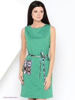 Платья MIRNAЯ KONTORA                                                                                                              зелёный цвет