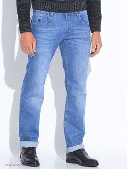 Джинсы Westrenger                                                                                                              синий цвет