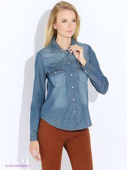 Блузки Tally Weijl                                                                                                              голубой цвет