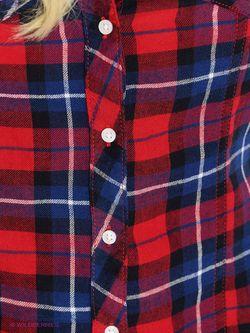 Блузки Tally Weijl                                                                                                              красный цвет