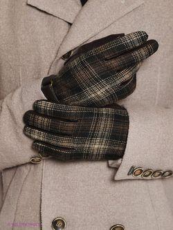 Перчатки Oodji                                                                                                              коричневый цвет