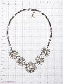 Колье Royal Diamond                                                                                                              серебристый цвет