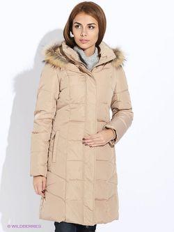 Пальто Sela                                                                                                              бежевый цвет