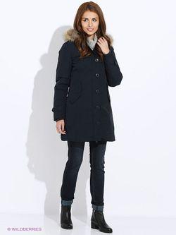 Пальто Sela                                                                                                              синий цвет