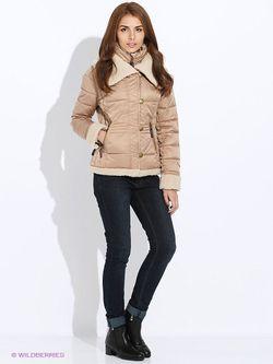 Куртки Sela                                                                                                              бежевый цвет