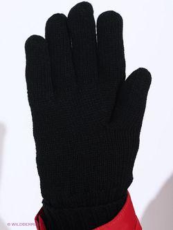 Перчатки Sela                                                                                                              чёрный цвет