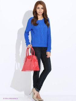 Джемперы Sela                                                                                                              голубой цвет