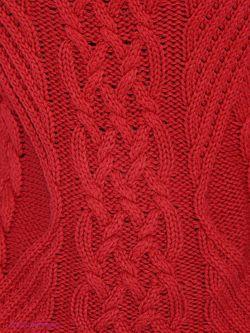 Джемперы Sela                                                                                                              Терракотовый цвет
