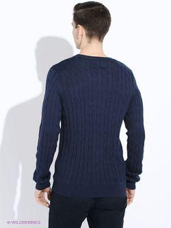 Джемперы Sela                                                                                                              синий цвет