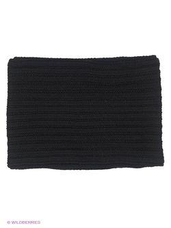 Шарфы Sela                                                                                                              чёрный цвет