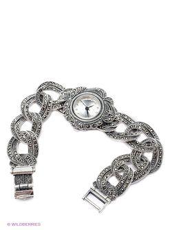 Ювелирные Часы МАРКАЗИТ                                                                                                              серебристый цвет
