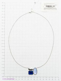 Ювелирное Колье Art Silver                                                                                                              серебристый цвет