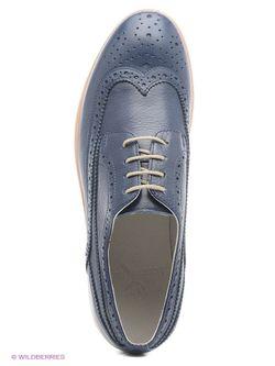 Туфли Mondigo                                                                                                              синий цвет