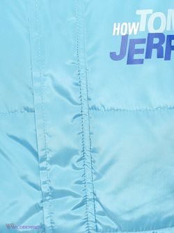 Куртки Tom And Jerry                                                                                                              голубой цвет