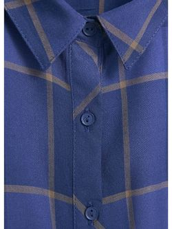 Блузки Mango                                                                                                              синий цвет