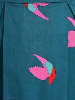 Платья Oodji                                                                                                              Морская Волна цвет