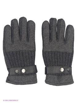 Перчатки Oodji                                                                                                              серый цвет