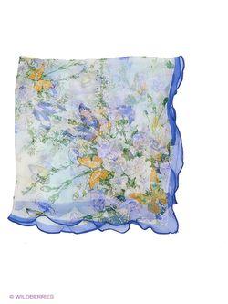 Платки Stilla s.r.l.                                                                                                              голубой цвет