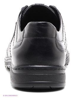 Ботинки Walrus                                                                                                              черный цвет