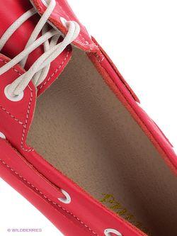 Мокасины Walrus                                                                                                              розовый цвет