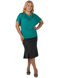 Джемперы Regina Style                                                                                                              Бирюзовый цвет