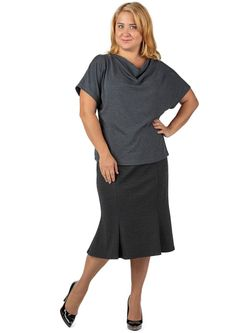 Джемперы Regina Style                                                                                                              серый цвет
