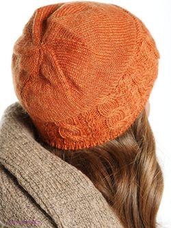 Шапки Snezhna                                                                                                              оранжевый цвет