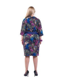 Платья Olsi                                                                                                              фиолетовый цвет