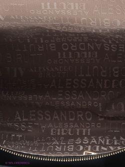 Сумки Alessandro Birutti                                                                                                              синий цвет