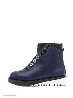Ботинки United Nude                                                                                                              синий цвет