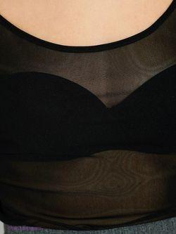 Топы Oodji                                                                                                              чёрный цвет