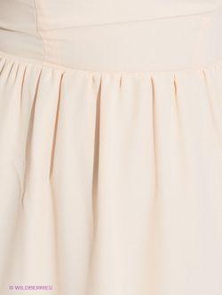 Платья Oodji                                                                                                              Персиковый цвет