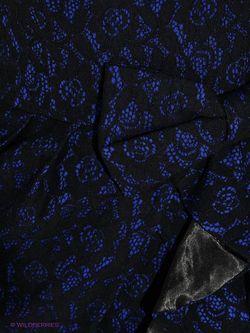 Платья Oodji                                                                                                              синий цвет
